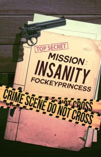 Mission: Insanity cover