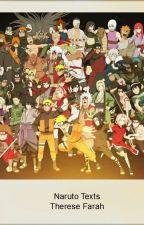Naruto Texts by ThereseFarah