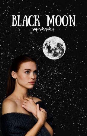 Black Moon by superdropdrip