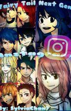 Fairy Tail Next Gen {Instagram} by yukhei_loml