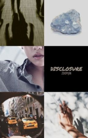 disclosure | park woojin by zoomjin