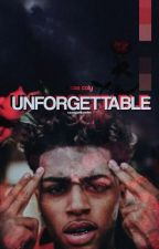 Unforgettable || Lucas Coly by xxxbabyface