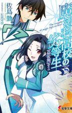 Mahouka Koukou No Rettousei : Tatsuya x Mayumi (Fanfic) by MiraiKirisaki