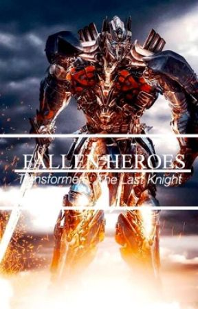Fallen Heroes || Transformers (DISCONTINUED) by -Interstellarflare-