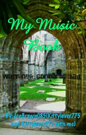 My Music Book by JenBrown085