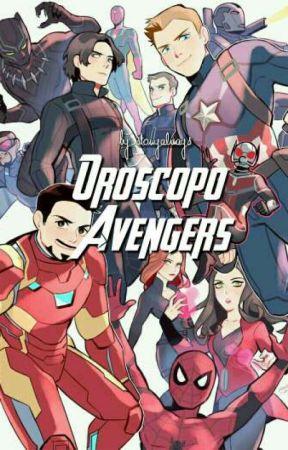 Oroscopo Avengers by stonyalways