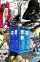 Doctor Who. Crossover. by EugenioPieiro