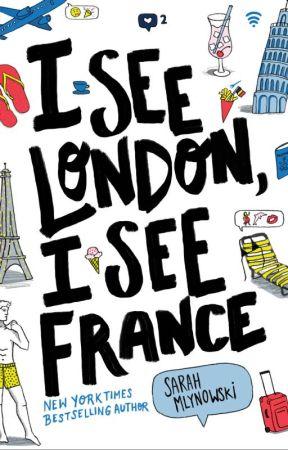 I See London, I See France by SarahMlynowski