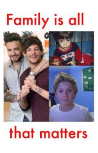 Family is all that matters - 1D kidfic (LILO) cover