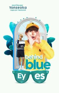 behind blue eyes; taekook cover
