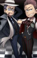 Dealer!Osomatsu-san x Reader: Casino Neet by ancient_angie