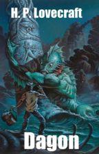 Dagon - H.P Lovecraft by JavierMonte