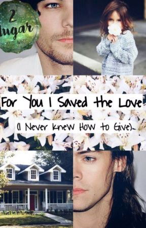 For You I Saved the Love (I Never Knew How to Give) - portuguese version by larriewilde