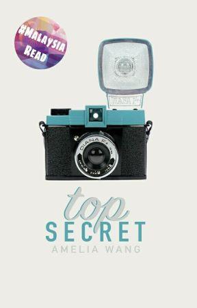 Top Secret ✔ by jinwen2509