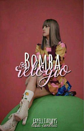 Bomba-Relógio » lisa centric by expelliarmys