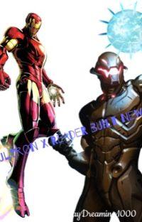 Built a new (Ultron X Reader X Loki #2)  cover