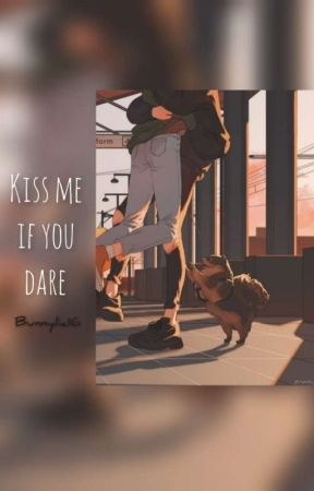 Kiss Me If You Dare [VKOOK] by bunnyLia16