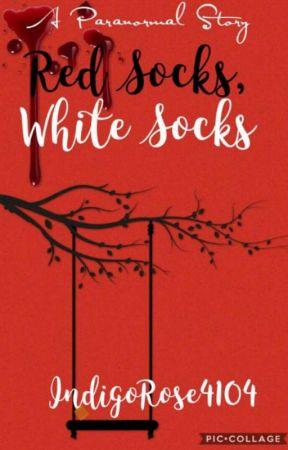 Red Socks, White Socks   ✔️ by IndigoRose4104
