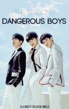 The Season's Dangerous Boys by slendersblacksmile