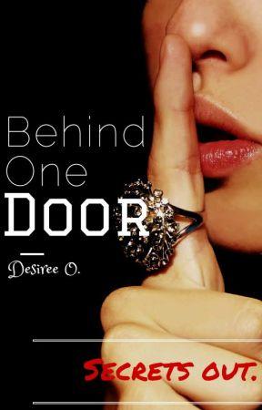 Behind One Door (A Mindless Behavior Story.) by kissofdesire