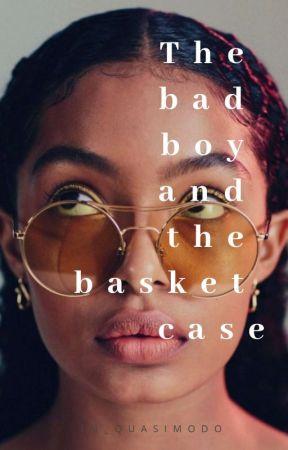 The Badboy And The Basket case by im_quasimodo