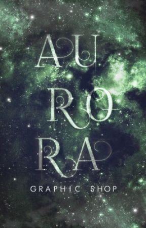 Aurora • Graphic Shop by LavenderLily02