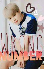 Wrong Number※ PJM #wattys2017 by CreaMinyoongi