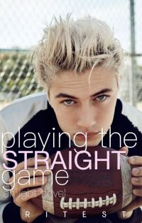 Playing The Straight Game [boyxboy] cover