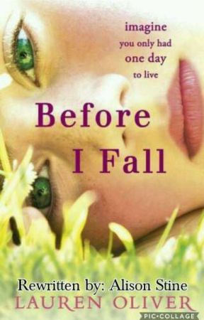 before i fall by AlisonStine