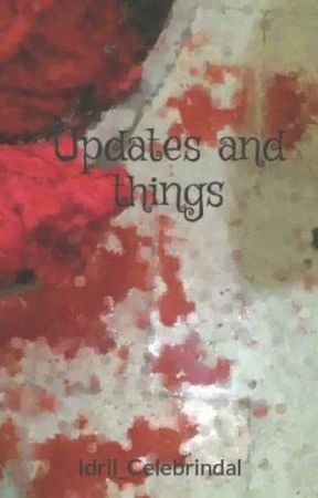 Updates and things by Mernixa