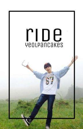 ride   yeo hwanwoong.  by silkydonghan