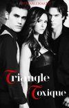Triangle toxique// Is it love Matt cover