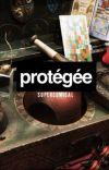 Protégée (George Weasley) cover
