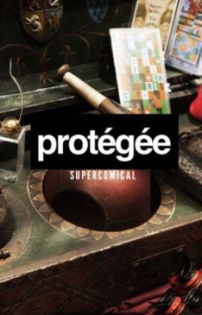 Protégée (George Weasley) by supercomiCal