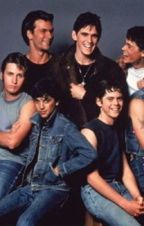 The Outsiders imagines/preferences  by StayGoldPonyboii
