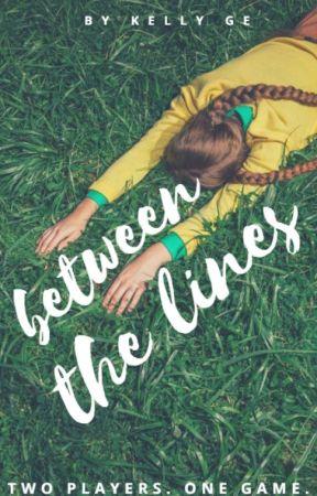 Between the Lines by KellyGe