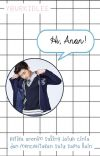 Hi, Anon! [iKON - AU] ✓ -republish cover