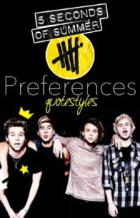 5SOS Preferences ♛ cover