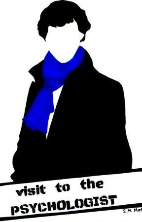 Visit to the Psychologist: A Sherlock Fanfiction Story by SMMetzler