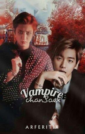Vampire «Chanbaek» by Arferitix