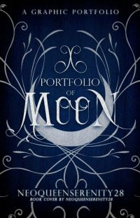 ☾Portfolio of Moon • A Graphic Book [FERMÉ/CLOSED] cover