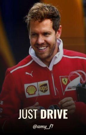 Just Drive (Sebastian Vettel) by amy_f1