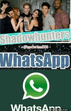 Shadowhunters Whatsapp by ModoDiablovich