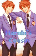 Haruhi's Cousin (Hikaru and Kaoru x Reader) by mansdobewritting