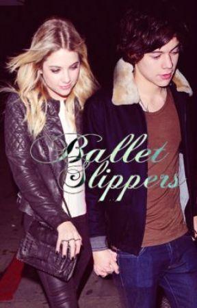 Ballet Slippers by xmidnighttmemories