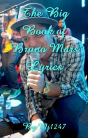 The Big Book Of Bruno Mars Lyrics Straight Up And Down Lyrics Wattpad
