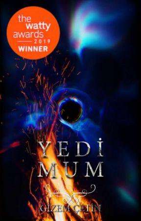 Yedi Mum Serisi (Yedinci Mum Raflarda!) by acimatriyarka