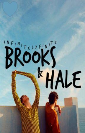 brooks & hale ✔️  by infinitely_finite