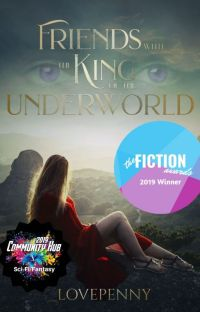 Friends with the King of the Underworld | Book 1 cover