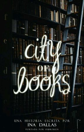 City of Books  by rulesbieber